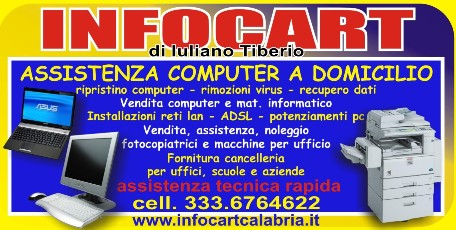 Infocart di Iuliano Tiberio